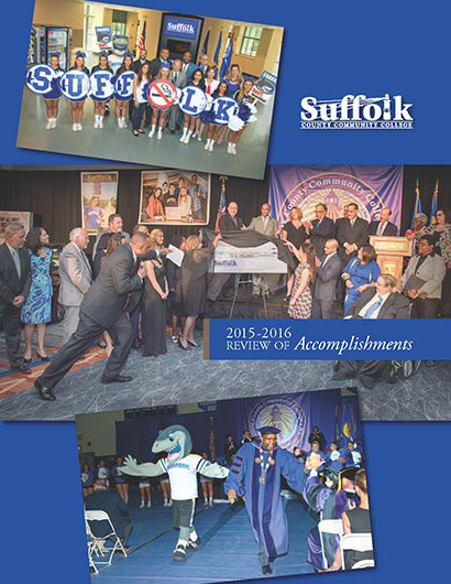 View our Flip Book for the 2015-2016 Accomplishments