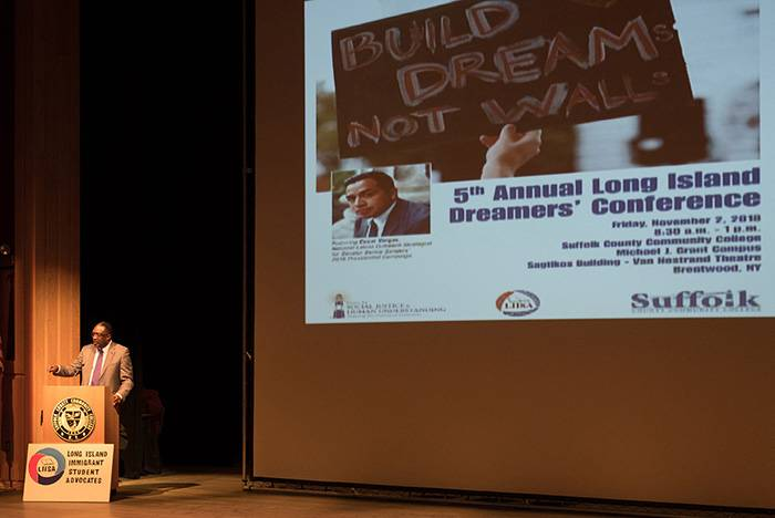 Suffolk Supports Dreamers Conference