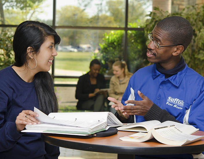 Academic Advising and Mentoring Centers