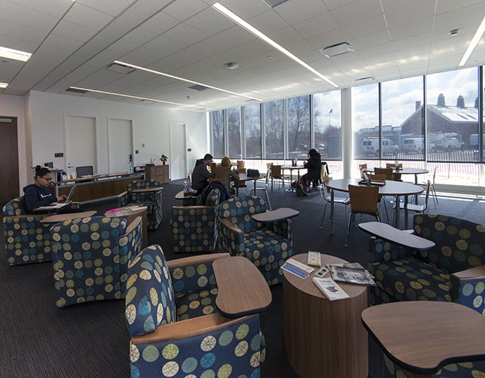 Grant Campus Writing Center