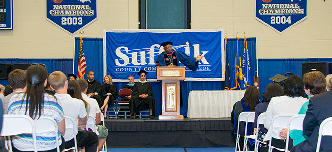 PHOTOS: Academic Convocation 2013