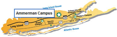 LI map w/Ammerman Campus