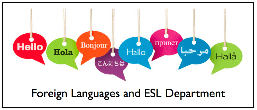 Foreign Languages / ESL Dept