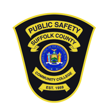Suffolk County Community College Public Safety Badge