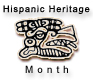 Latin Hispanic Heritage Awareness Month