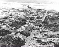 The Great Hurricane of 1938 - Damage Caused by Storm