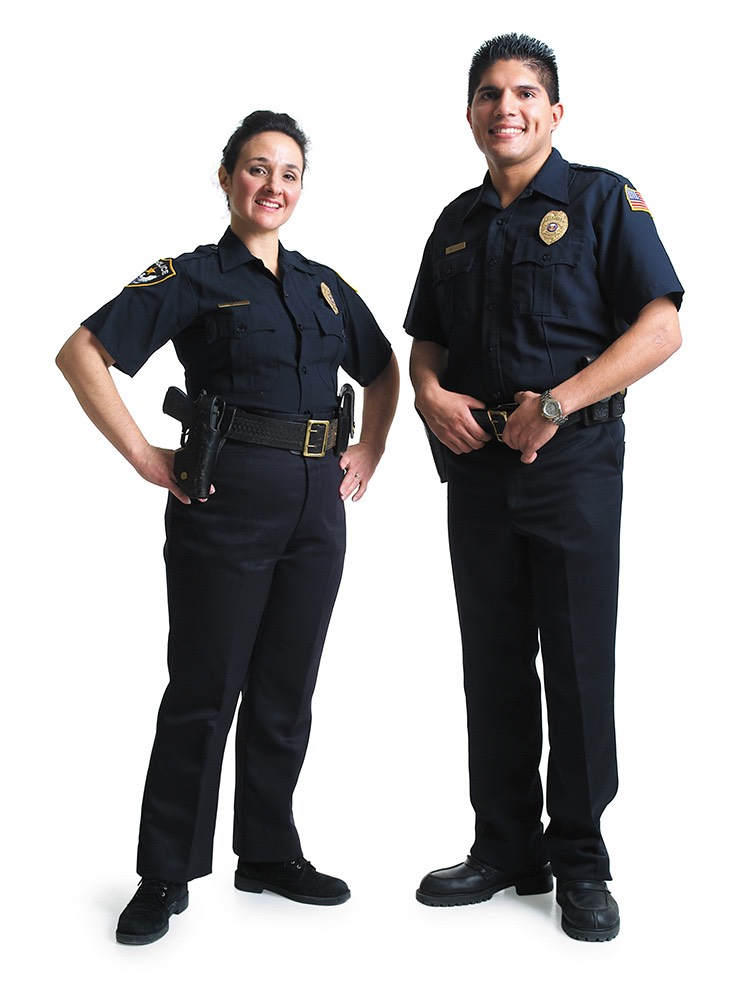 Criminal Justice Career Focus Photo
