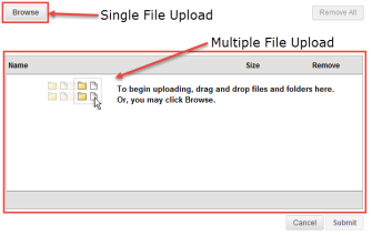 CC-Multiple File Upload