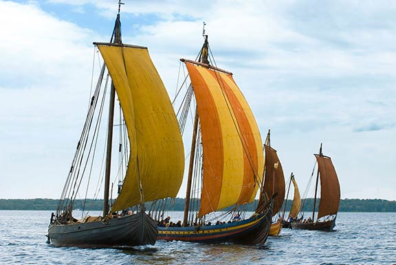 Denmark Viking Ship Museum