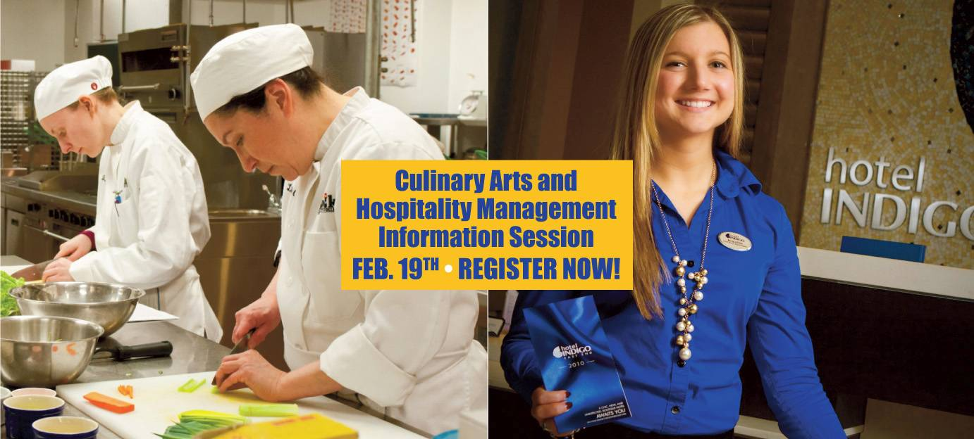 Culinary Information Session