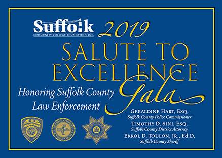 2019 Gala: Salute to Law Enforcement