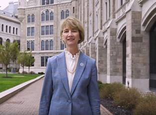 A Graduation Message from SUNY Chancellor Kristina M. Johnson