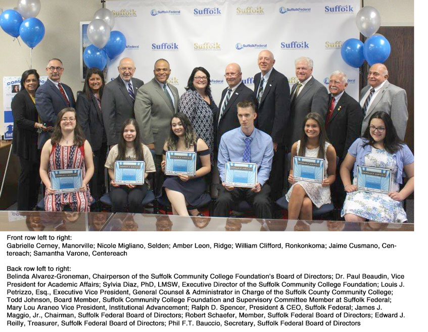 Suffolk Federal Scholars