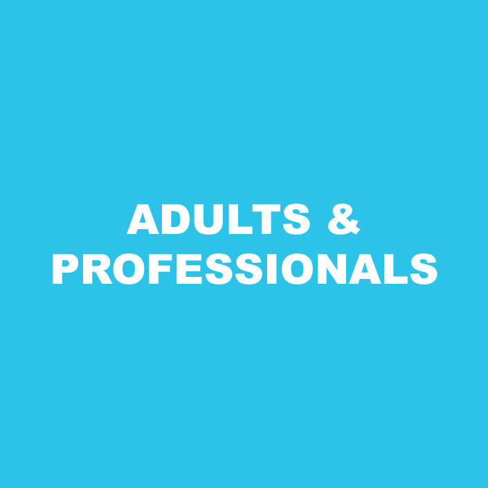 Adults and Professionals